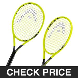 extreme mp tennis racquet