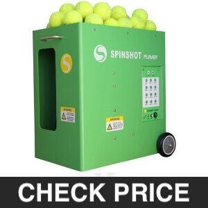 Spinshot-Player Tennis Ball Machine review