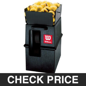 Wilson Portable Tennis Machine review