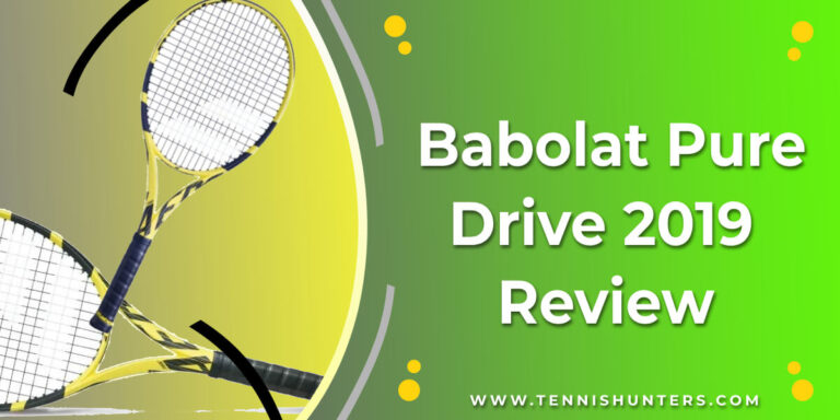 Babolat Pure Drive 2019 Review