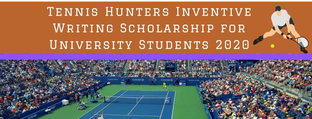 Tennis scholarship
