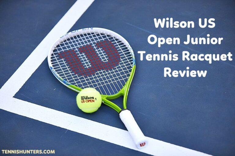 Wilson US Open Junior Tennis Racquet Review