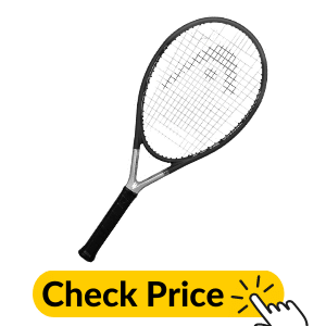 3. HEAD Ti. S6 4 1/8 Tennis Racquet review