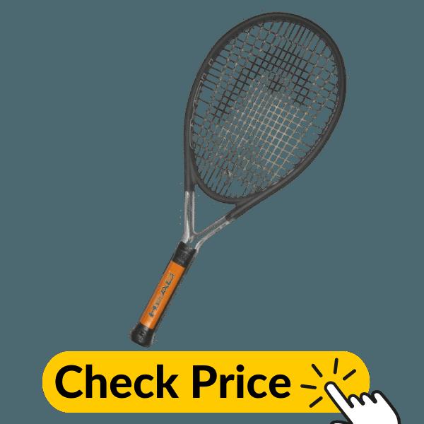 HEAD Ti S6 Pre-Strung Racquet review
