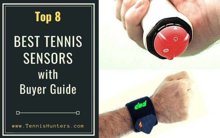 best tennis sensors