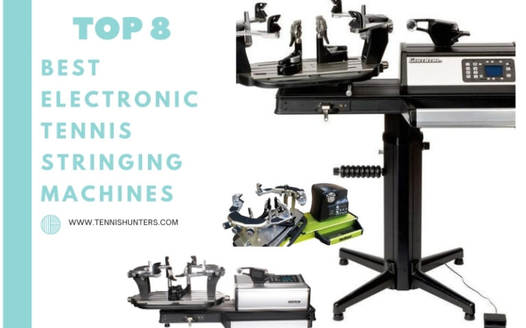 BEST ELECTRONIC TENNIS STRINGING MACHINE
