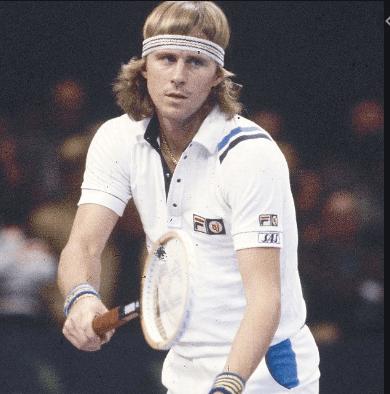 Björn Borg tennis player