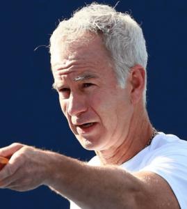 John McEnroe tennis player