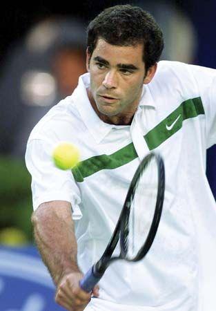Pete Sampras Tennis Player
