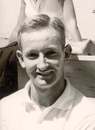 Rod Laver tennis player