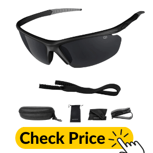Gear District Polarized Unisex Sunglasses review