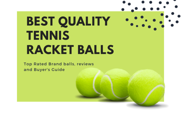 BEST QUALITY TENNIS RACKET BALLS