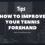 5 professional tips for how to improve your tennis forehand – TennisHunters