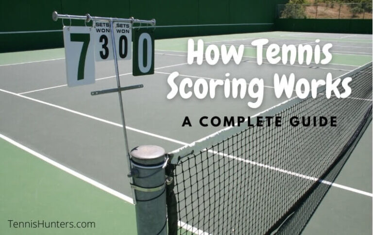 How Tennis Scoring Works