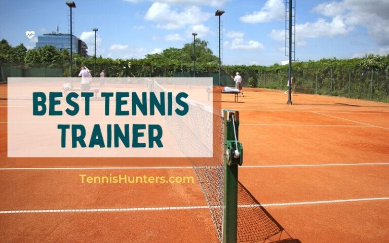 Best Tennis Trainer