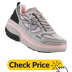 Gravity Defyer Women's Athletic Shoes for Knee Pain